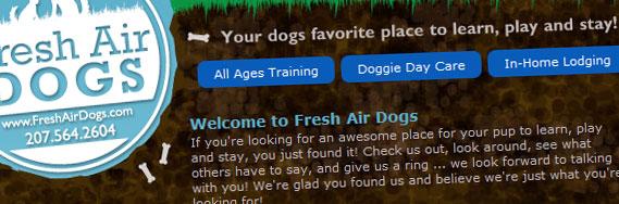 Fresh Air Dogs