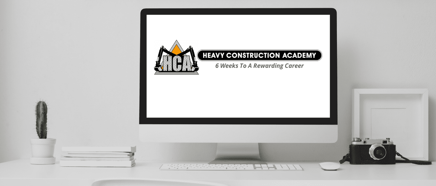 New Site Launch: Heavy Construction Academy
