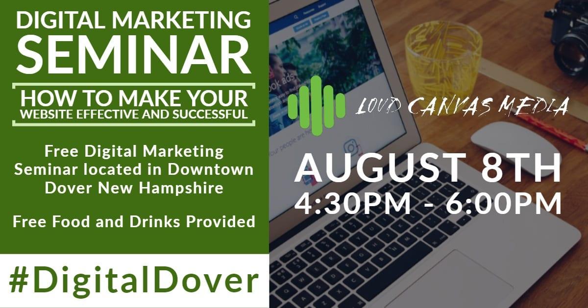 #DigitalDover Seminar