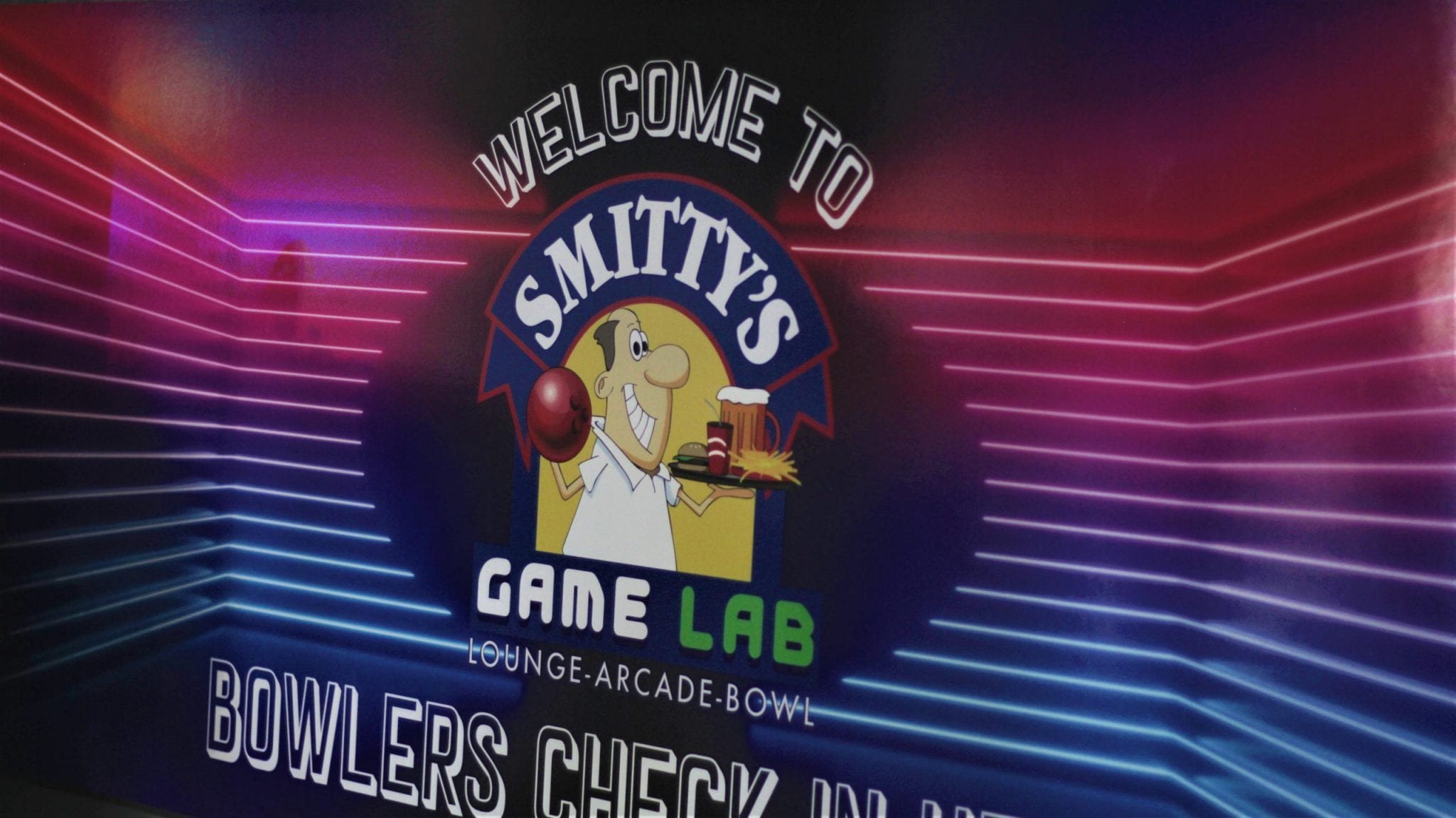 New Site Launch: Smitty's GameLAB