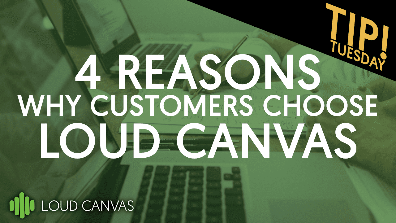 Why Loud Canvas for your Website Hosting, Security and Maintenance needs?