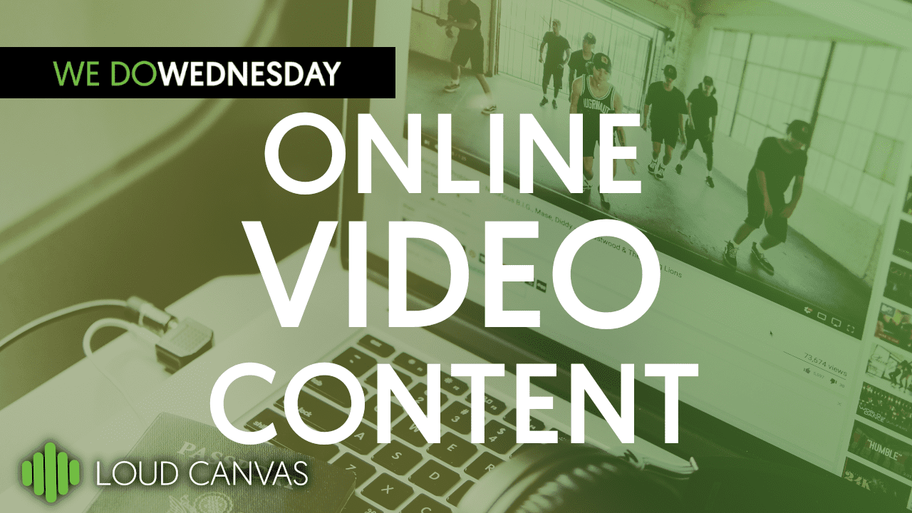 The King Of Online Content – We Do Wednesday