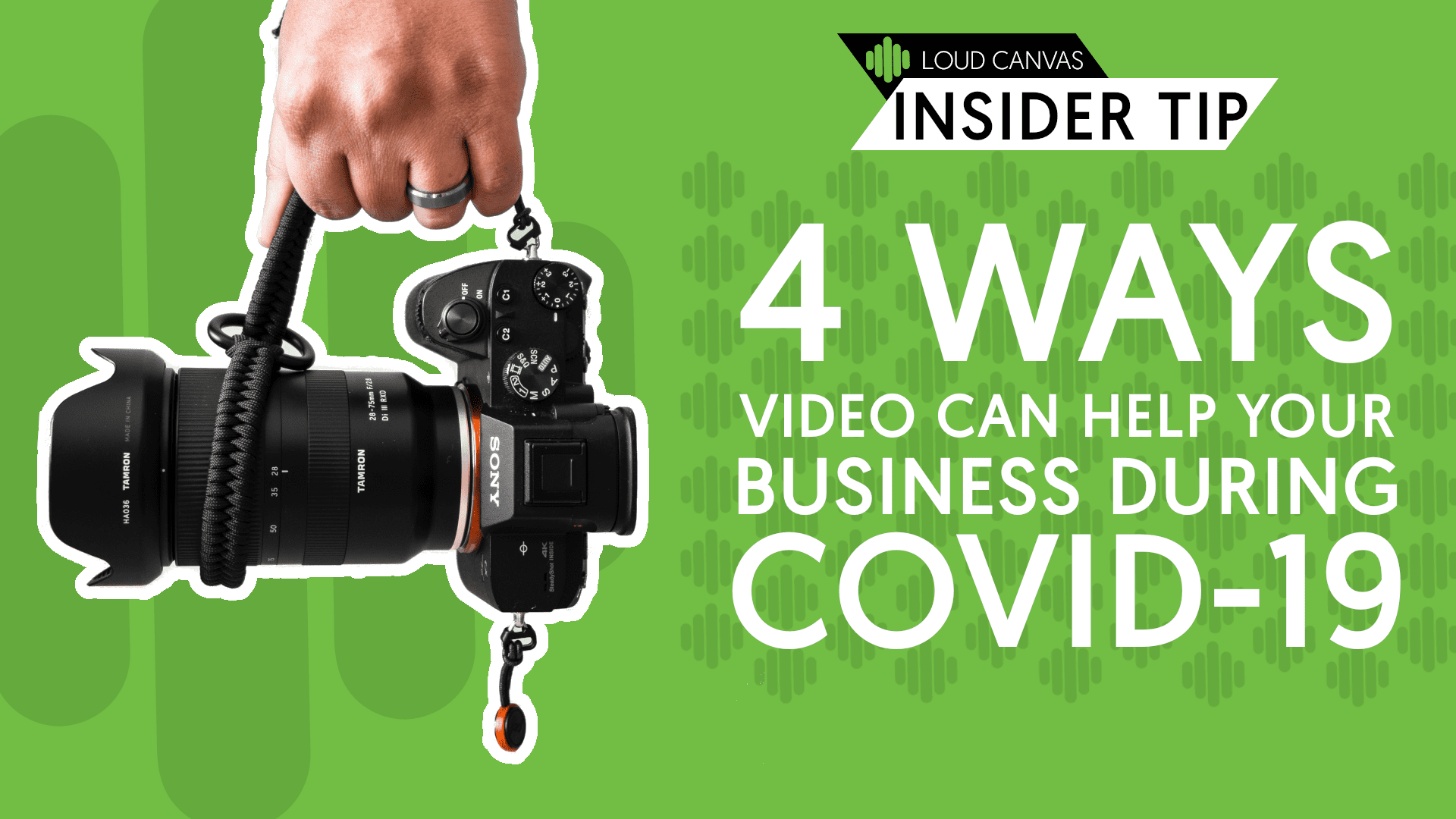 Keep Your Business Running With Video