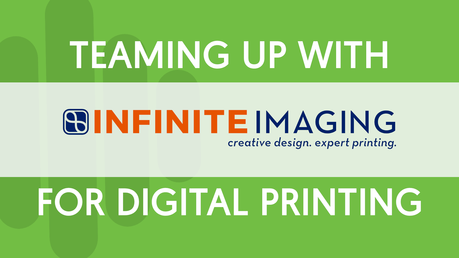 Loud Canvas Is Partnering With Infinite Imaging For Digital Printing