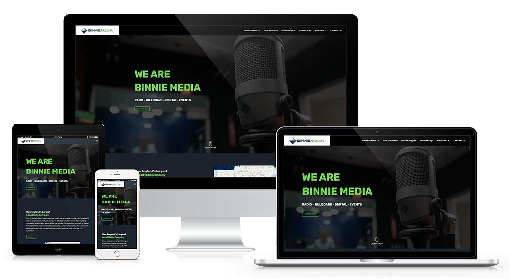 Website Design Company Dover NH